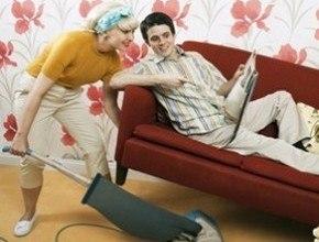 Домашние обязанности как основа конфликта